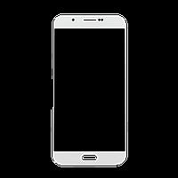 Дисплей модуль Samsung A800F Dual Galaxy A8 в зборі з тачскріном, білий, Original