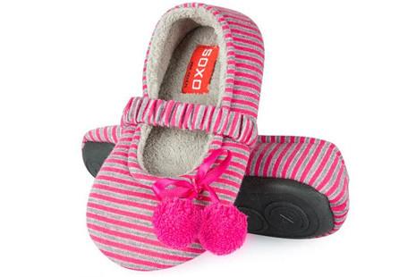 Тапочки для девочек