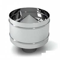 Дефлектор из нержавейки D100