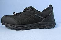 Кроссовки зимние  Merrell 09633 черные код 635М