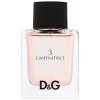 туалетная вода Dolce&Gabbana Anthology L'mperatrice 3 100 ml TESTER