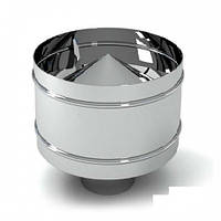 Дефлектор из нержавейки D400