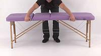 По внешнему виду массажные столы также различны: они бывают с прямыми и скругленными краями. Второй вариант будет предпочтительнее, так как мастеру легче перемещаться и не цепляться за острые углы.