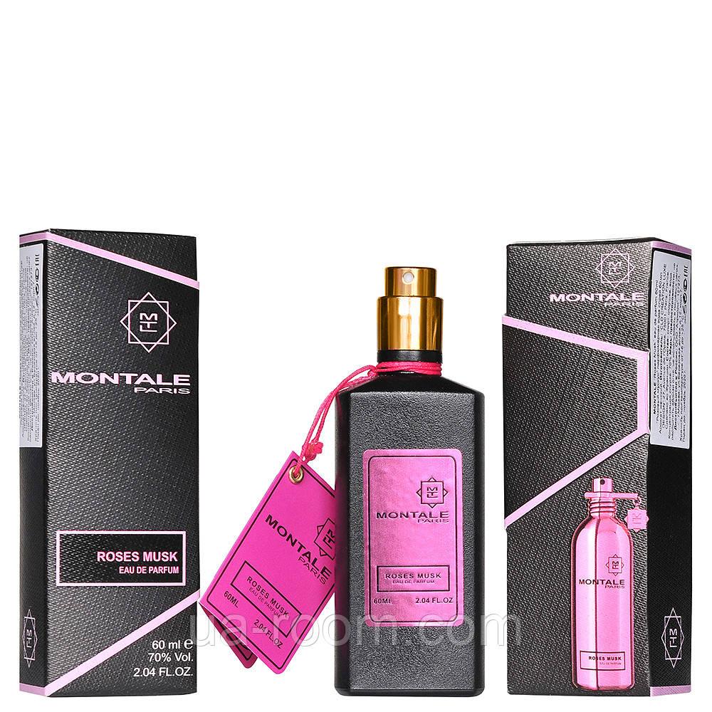 Мини-парфюм 60 мл. Montale Roses Musk