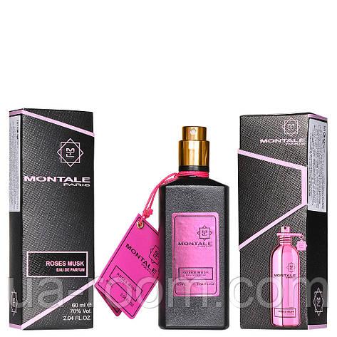 Мини-парфюм 60 мл. Montale Roses Musk, фото 2