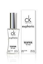Тестер мужской Calvin Klein Euphoria Men, 60 мл.