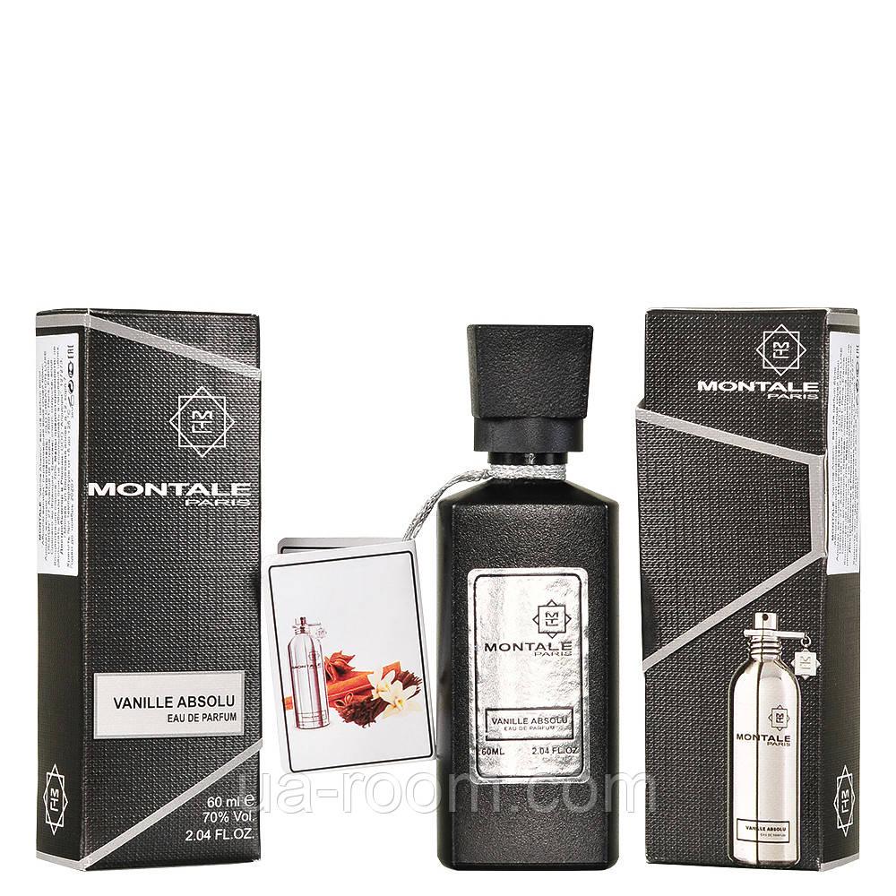 Мини-парфюм 60 мл. Montale Vanille absolu