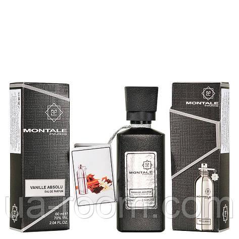Мини-парфюм 60 мл. Montale Vanille absolu, фото 2