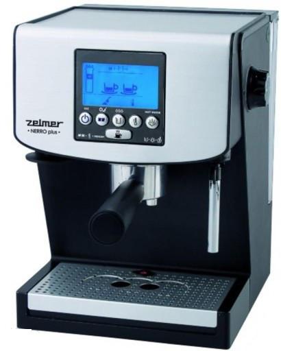Кофеварка эспрессо ZELMER ZCM2184X Nerro+ / 13Z016