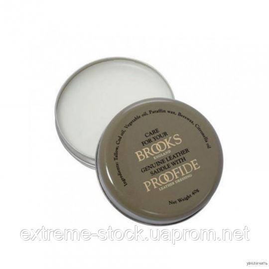 Смазка для сёдел Brooks Proofide Leather Dressing, 40 gramm, оригинал