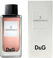 туалетная вода Dolce&Gabbana Anthology L'mperatrice 3 100 ml