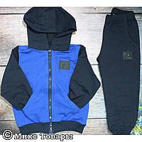 Детский спортивный костюм Размеры: 92,98,104,110,116 см (UA22008-1)