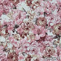 Мебельная ткань Принт Дейзи 2 ( Производитель Мебтекс)