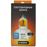 Лампочка  светодиодная Videx R50  5W E14 3000K (VL-R50-05143)
