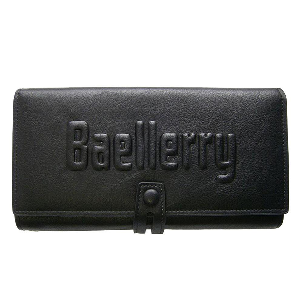 Мужской кошелек клатч портмоне Baellerry S1393
