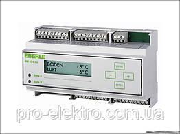 Терморегулятор Eberle EM 524 90 (Двузонная метеостанция)