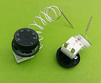 Терморегулятор капиллярный механический Tmax = 300°C / 16А / 250V / T150 / L=100см (3 контакта)   END,Турция, фото 1