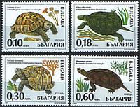 Болгарія 1999 черепахи - MNH XF