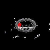 Кольцо-прокладка 23.47X2.62 65104315
