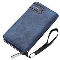 Мужской кошелек клатч портмоне Baellerry S1514