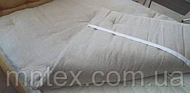 Топпер из конопляного волокна покрытие лён