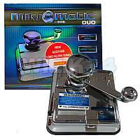 Машинка для набивки сигаретных гильз MIKROMATIC DUO OCB