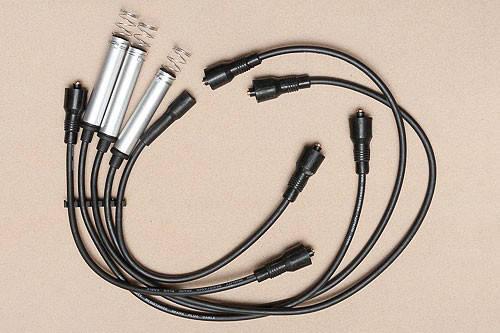 Провода высоковольтные Opel Astra / Vectra CD-GT-GSi 1.8i / 2.0 (Mot C18NZ), фото 2