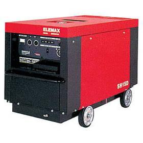 Дизельний генератор ELEMAX SH-15D