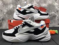 Мужские кроссовки  Off-White x Nike M2K Tekno
