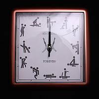 SEX часы Камасутра, настенные