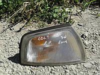 Указатель поворота(поворот) правый Mitsubishi Colt CJO 1996-1998г.в. Koito 210-87148