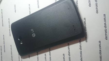 Корпус LG-d380 черный original б.у, фото 2