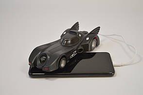 Портативная батарея Batman 1989 Batmobile 10000ma Smart Mobile Power Bank