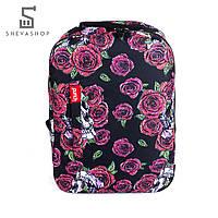 Рюкзак Punch Buzz roze черный, фото 1