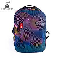 Рюкзак Punch Buzz stripes color, цветной, фото 1