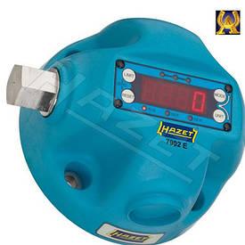 Электронный тестер крутящего момента 100-1000 Nm, Hazet 7902E