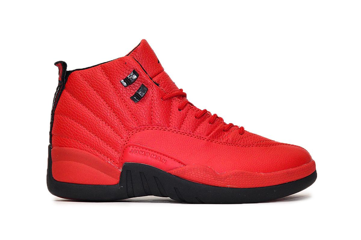 Кроссовки баскетбольные jordan Nike Air Jordan 12 (реплика) 6d38dbe4df3b5