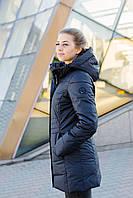 Женская куртка темно-синий FREEVER 8435