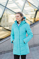 Куртка женская бирюза FREEVER 8435, фото 1