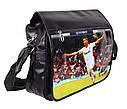 Спортивная сумка из искусственной кожи sport304151 черная, фото 2