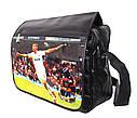 Спортивная сумка из искусственной кожи sport304151 черная, фото 4