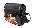 Спортивная сумка из искусственной кожи sport304158 черная, фото 2