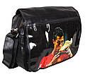 Спортивная сумка из искусственной кожи sport304158 черная, фото 4