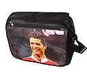 Спортивная сумка для школы с фото известного футболиста , фото 2