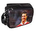 Спортивная сумка из искусственной кожи sport304164 черная, фото 4