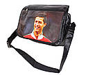 Спортивная сумка из искусственной кожи sport304164 черная, фото 6