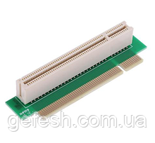 Райзер 32 бит Riser PCI 32 bit угловой