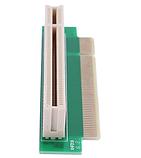 Райзер 32 бит Riser PCI 32 bit угловой, фото 3