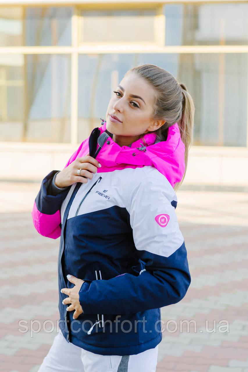 Женская горнолыжная куртка 7232