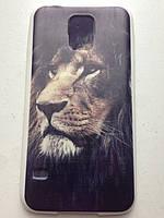 Силиконовый чехол Samsung Galaxy S5 G900H
